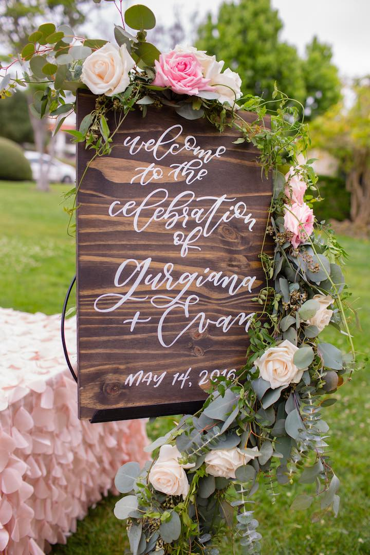 Wedding Signs You Need From Ceremony To Reception