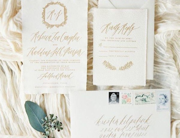 The Complete Wedding Stationery Guide