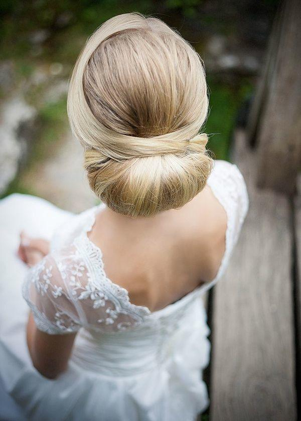 Gorgeous Wedding Updos Every Bride Modwedding
