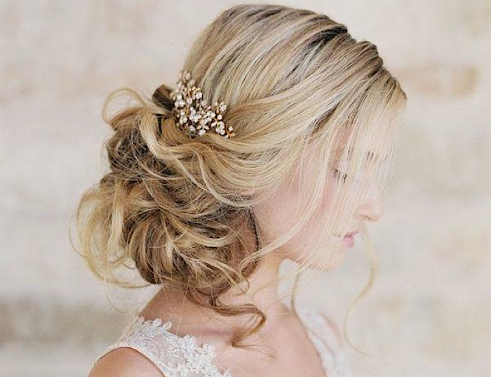 Gorgeous wedding updos for every bride modwedding junglespirit Images