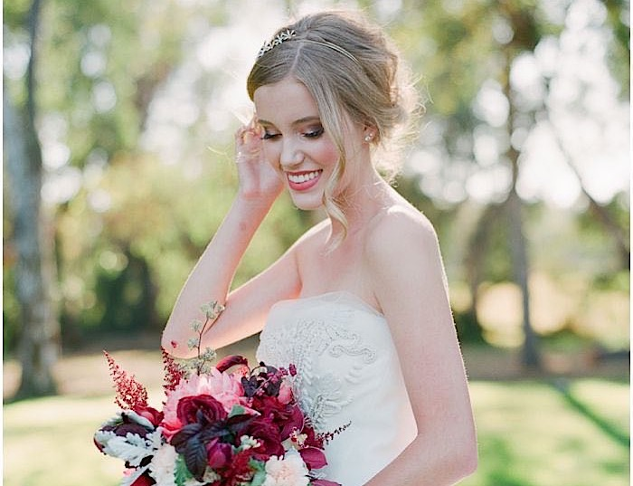 Real Brides Feature The Chicest Wedding Updos