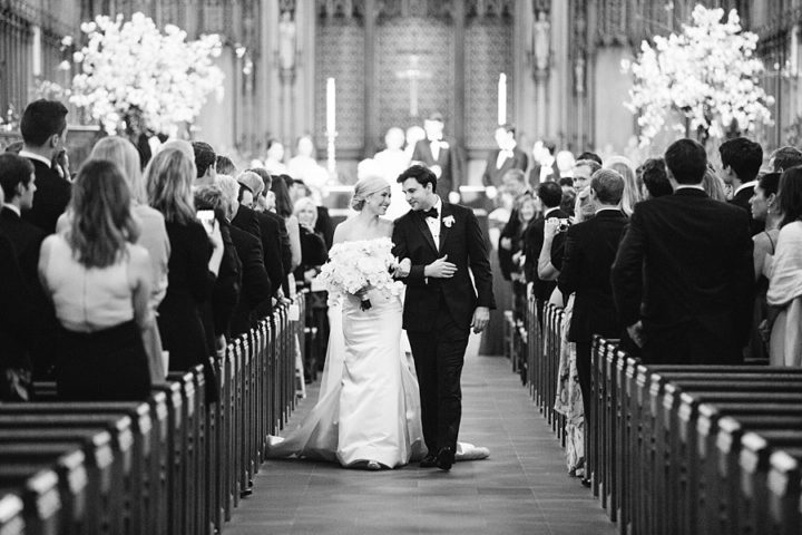Elegantly Traditional North Carolina Wedding from Anna Routh Photography