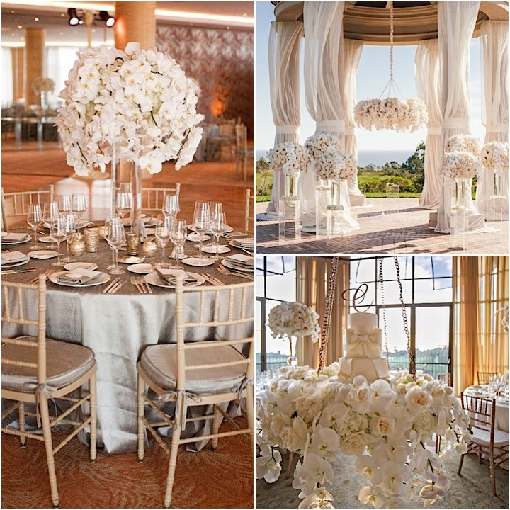 White Wedding Ideas Collage 02092016nz