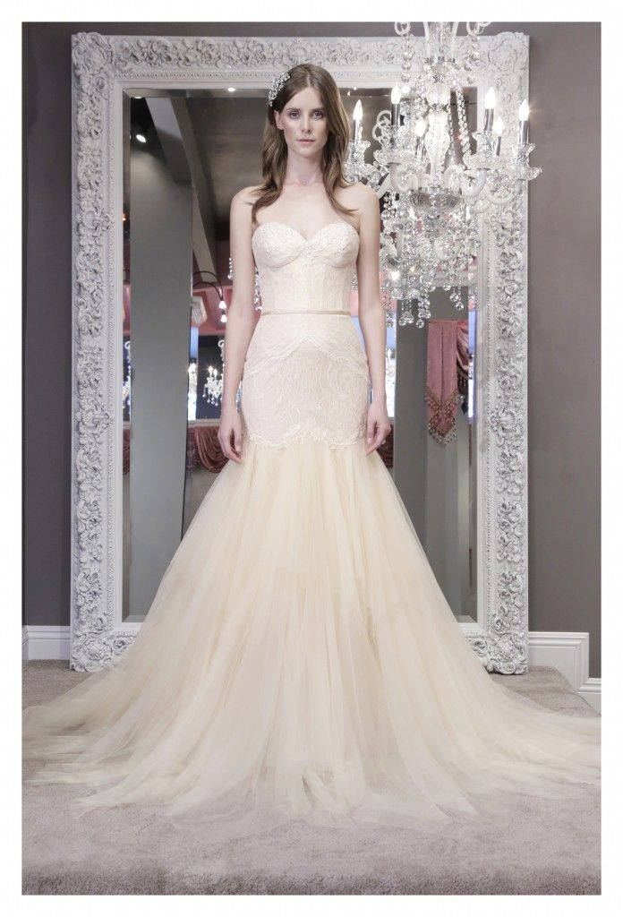 Winnie Couture Wedding Dresses 2016 - MODwedding