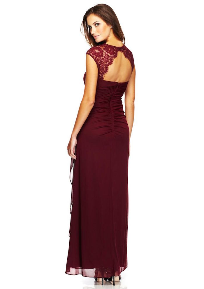 Winter wedding guest dresses 12 09022015 km for Dress as a wedding guest