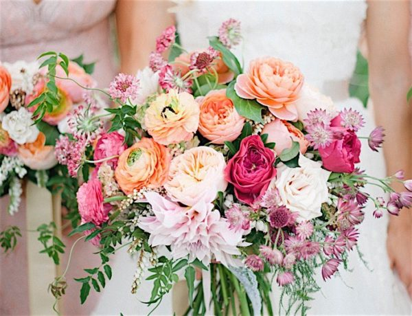 This Wisconsin Wedding Is Filled With The Prettiest Blooms