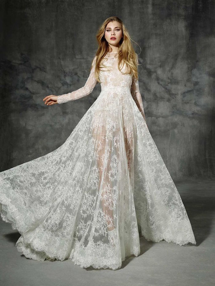yolan cris wedding dresses 2016 part ii With yolan cris wedding dress