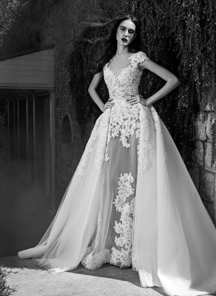 Zuhair Murad Wedding Dress 2 01222016nz