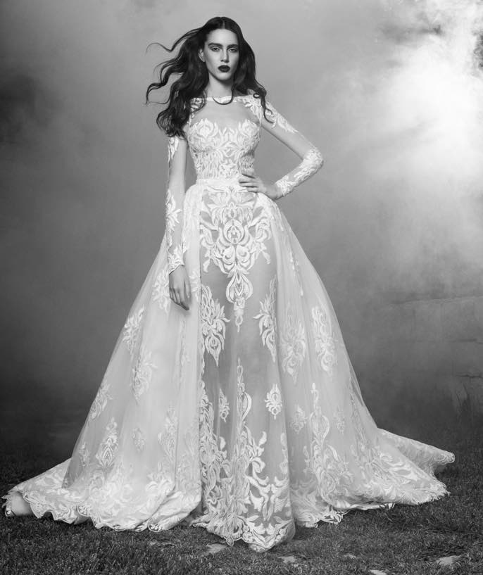 HONESTLY BEAUTIFUL: Winter Wedding Dresses for 2016